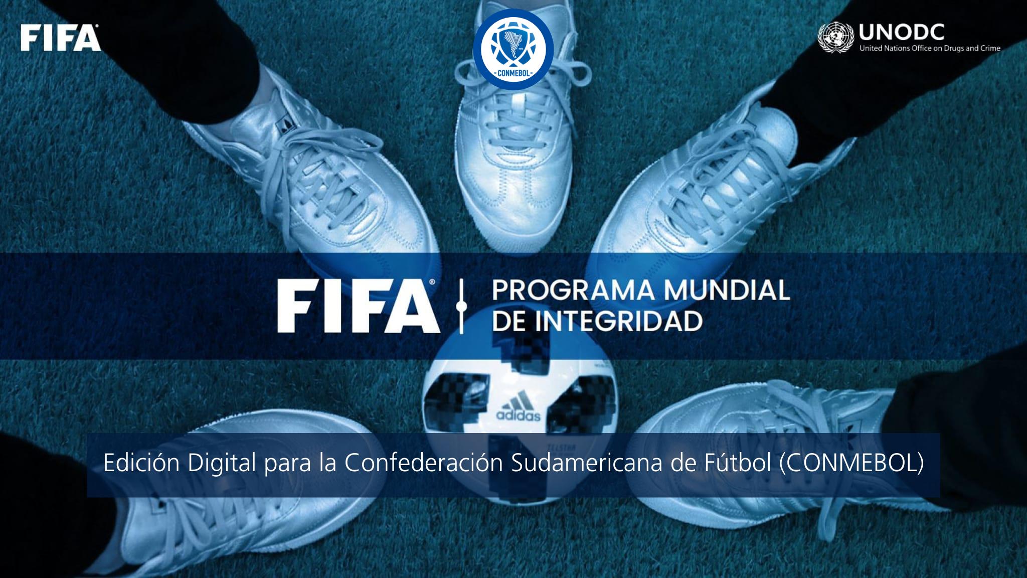 CONMEBOL member associations participate in FIFA International Integrity Programme