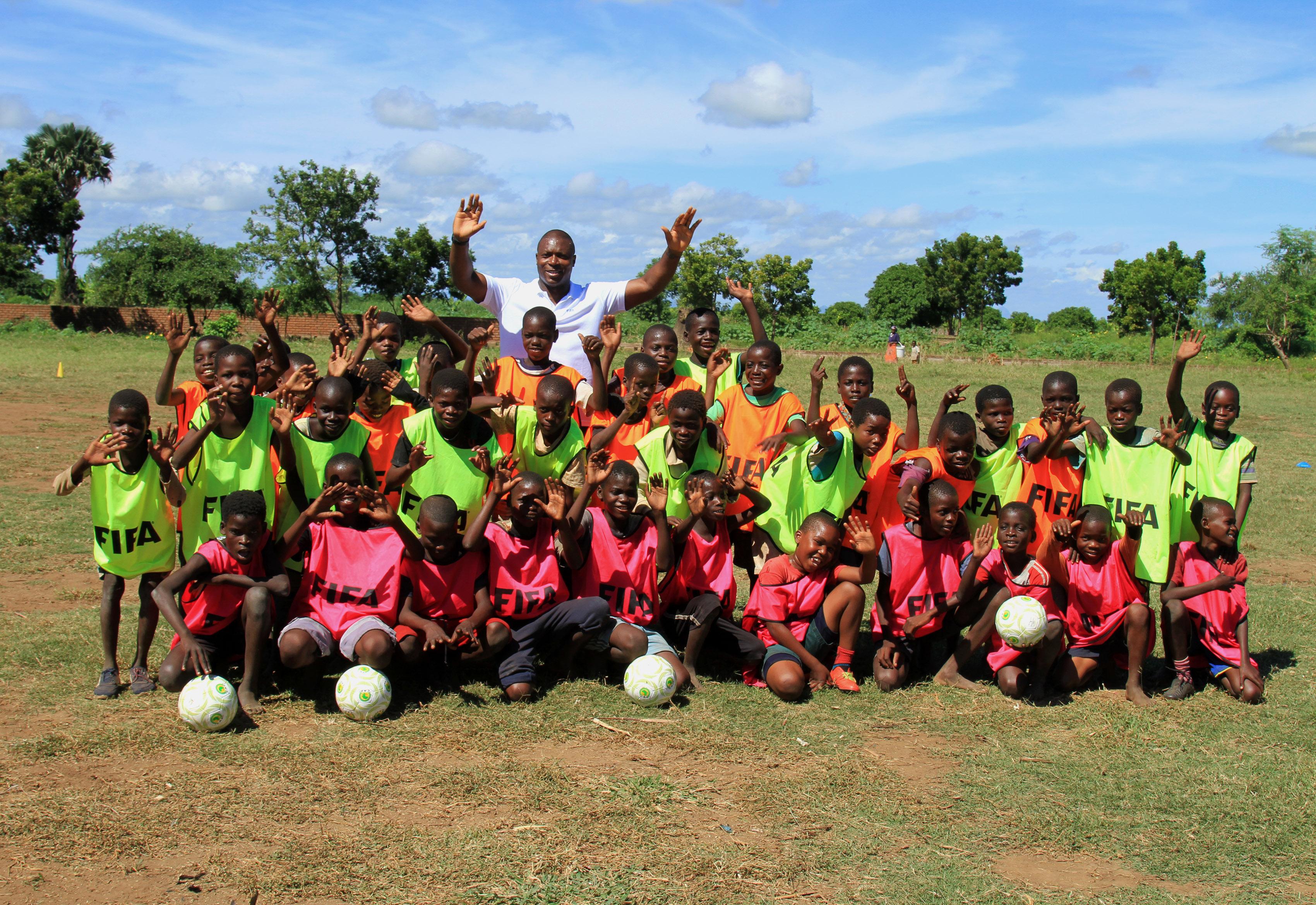 Hilfsprogramm der FIFA-Stiftung