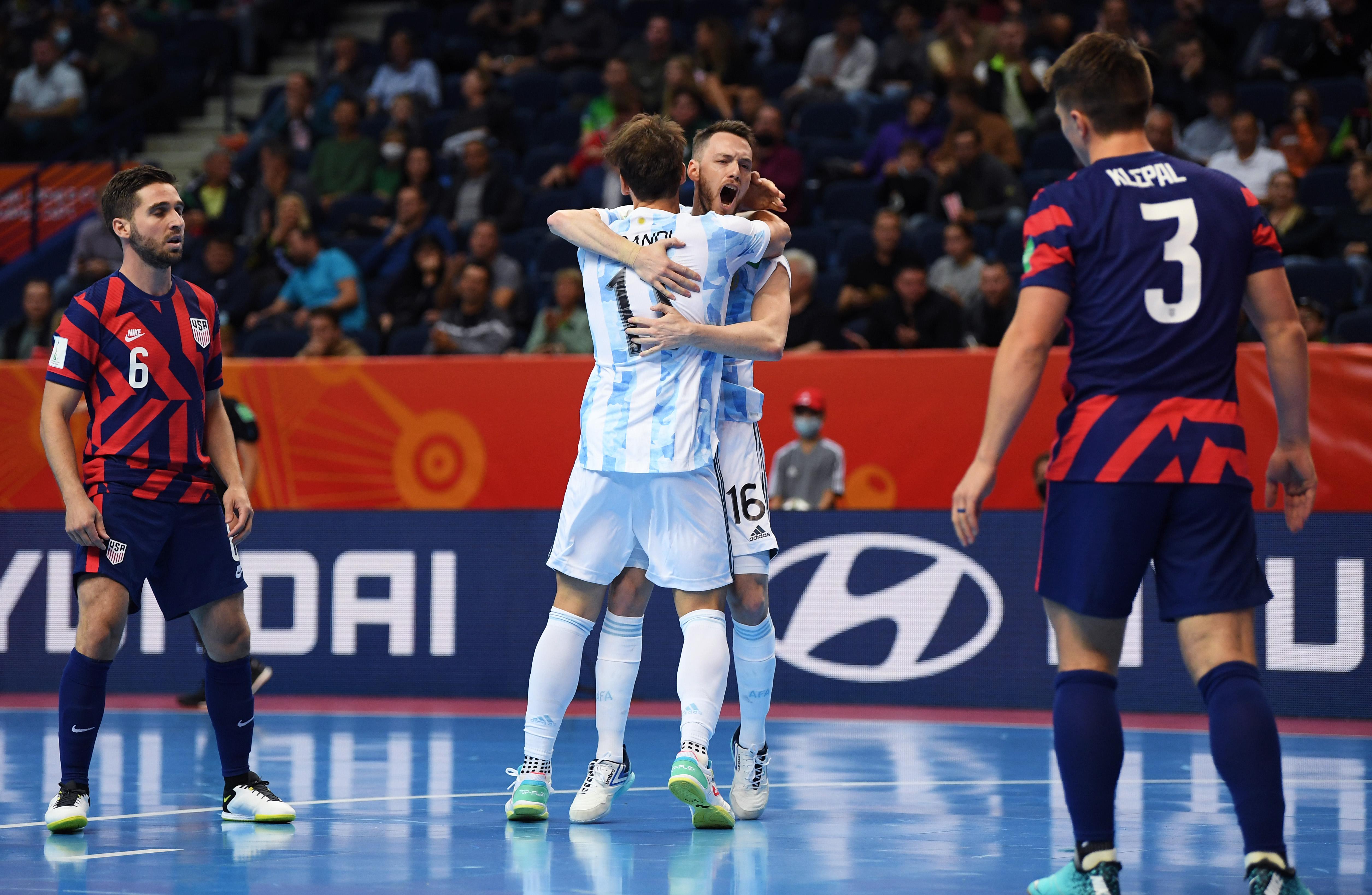 Matchday 3 overview: Argentina, Spain present trophy credentials
