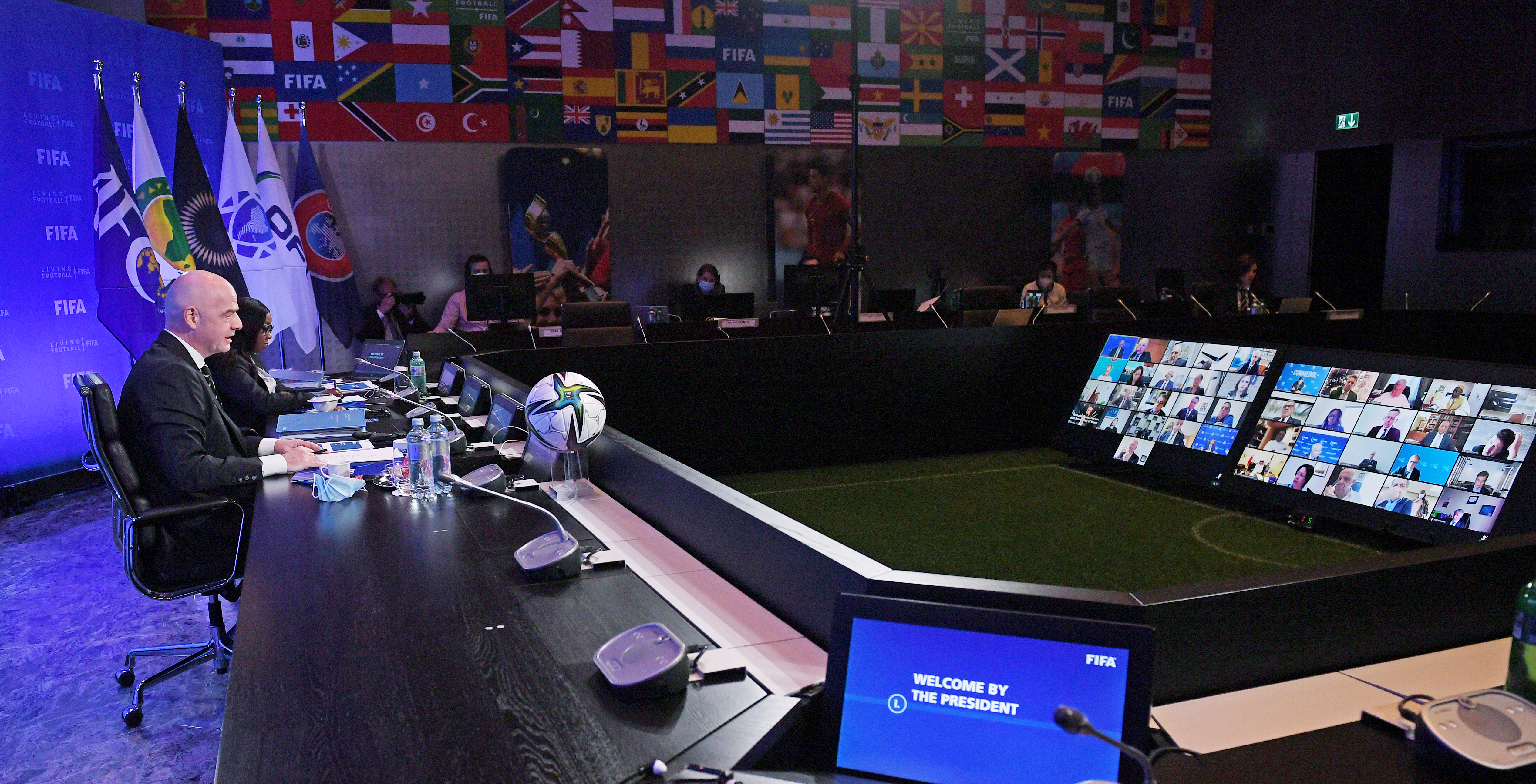 FIFA Congress to resolve on hosts for future editions of the FIFA Ladies's World Cup™