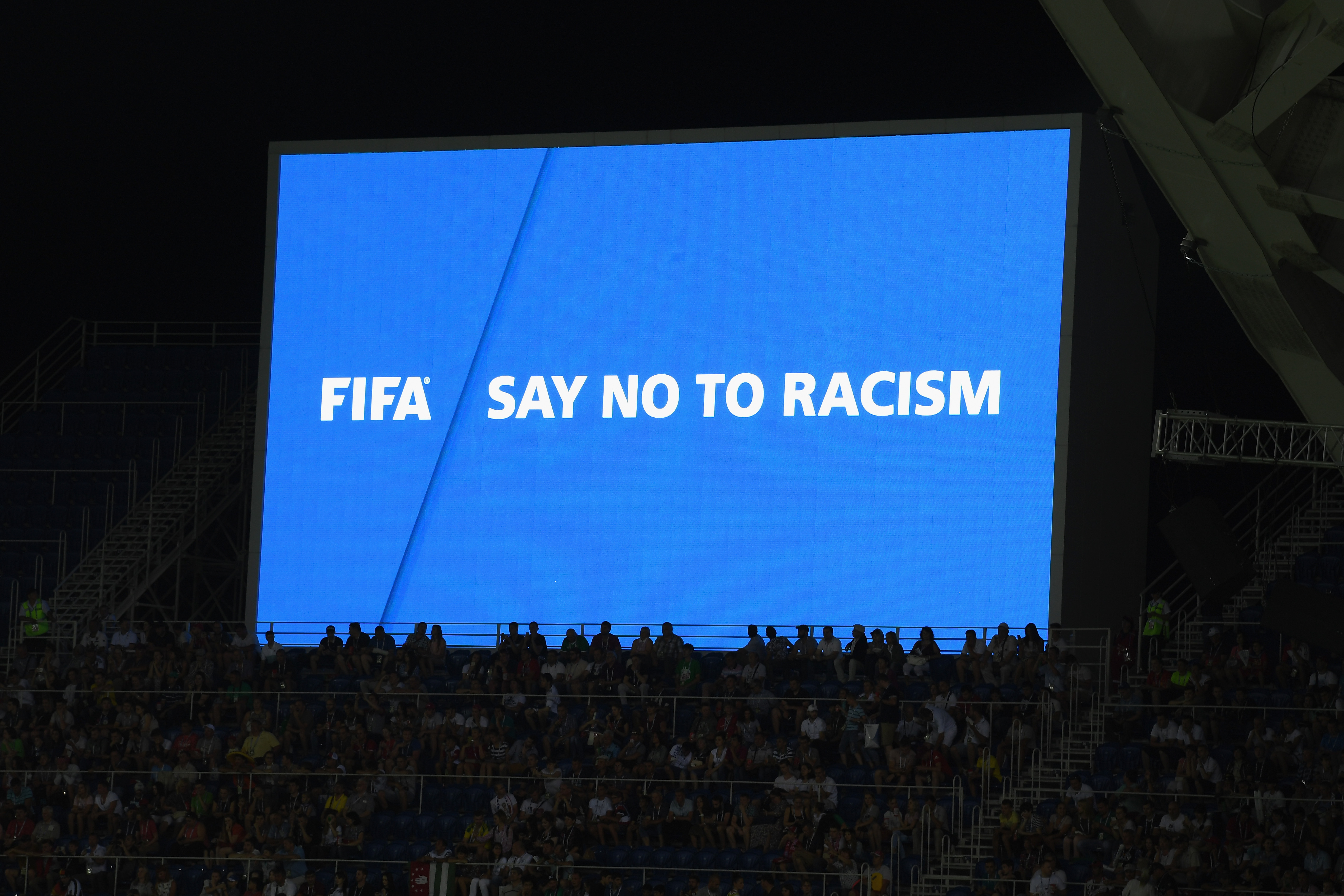 Infantino: FIFA embraces its accountability to steer the battle in opposition to discrimination