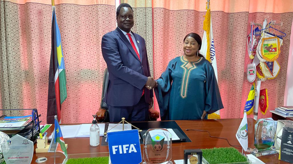FIFA pledges South Sudan help, with concentrate on feminine youth