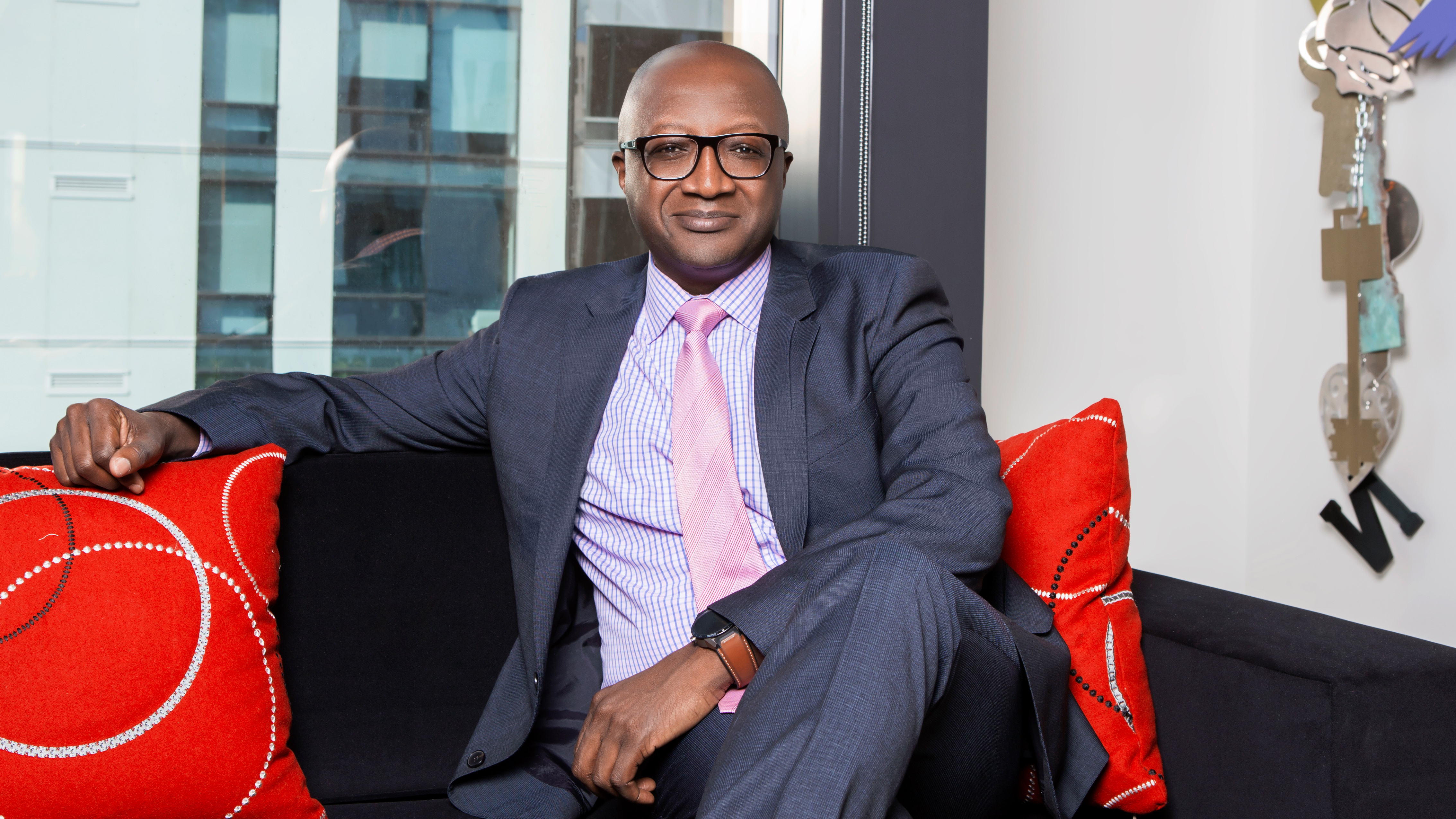 FIFA appoints Mr Kay Madati as Chief Industrial Officer