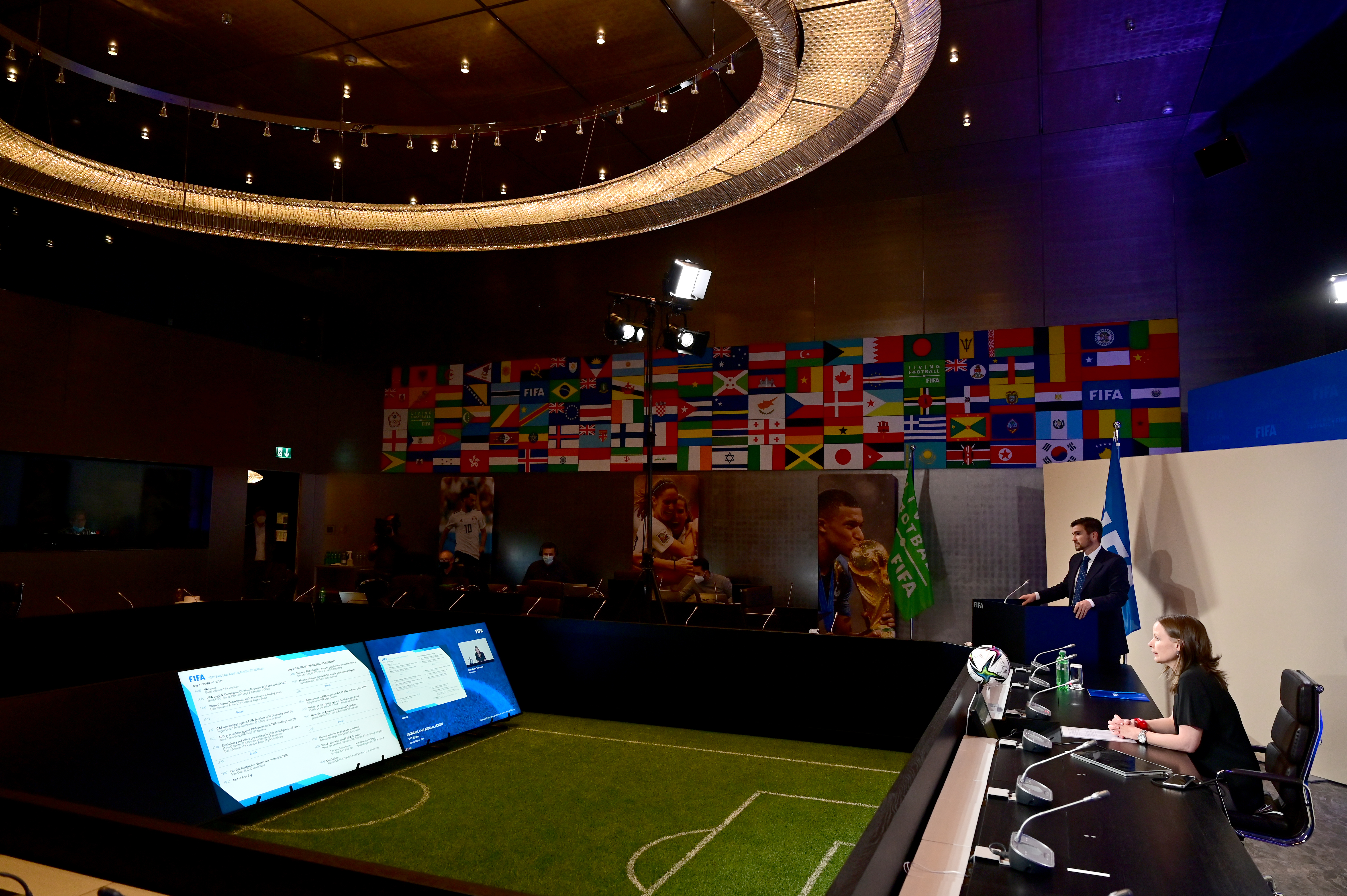 Relive Day 2 of the Soccer Regulation Annual Overview
